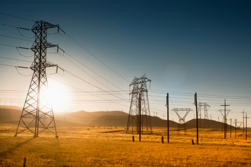 Energy and Utility Smart Grid Infrastructure