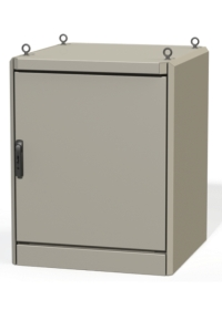 Purcell Systems FlexSure 16RU outdoor GR-487 enclosure - Model: FLX16-3030