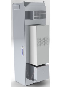 Purcell Systems SiteFlex 26RU Power and Battery Cabinet- Model: SFX26-2629